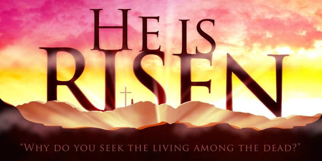 BrotherWord He Is Risen1